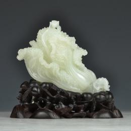 白玉籽《白菜》